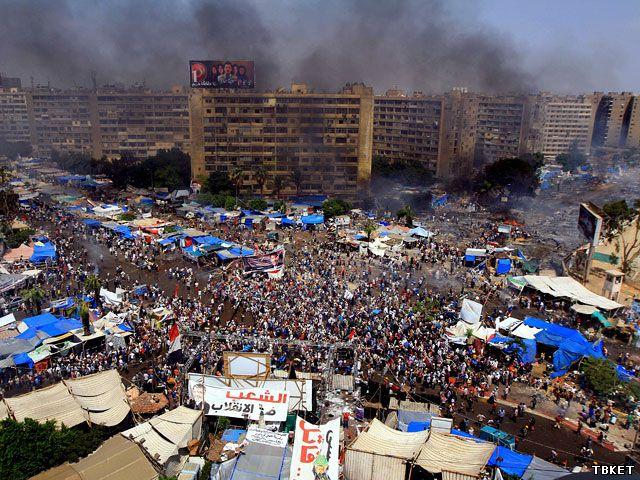Египетские власти освободили двух канадцев, задержанных в августе в Каире