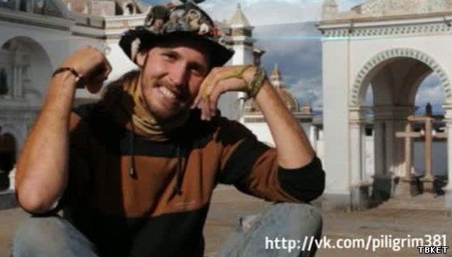 В Сирии пропал российский путешественник Константин Журавлёв