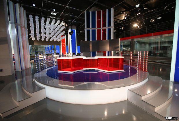 В утреннем шоу британского телеканала появилась обнаженная женщина